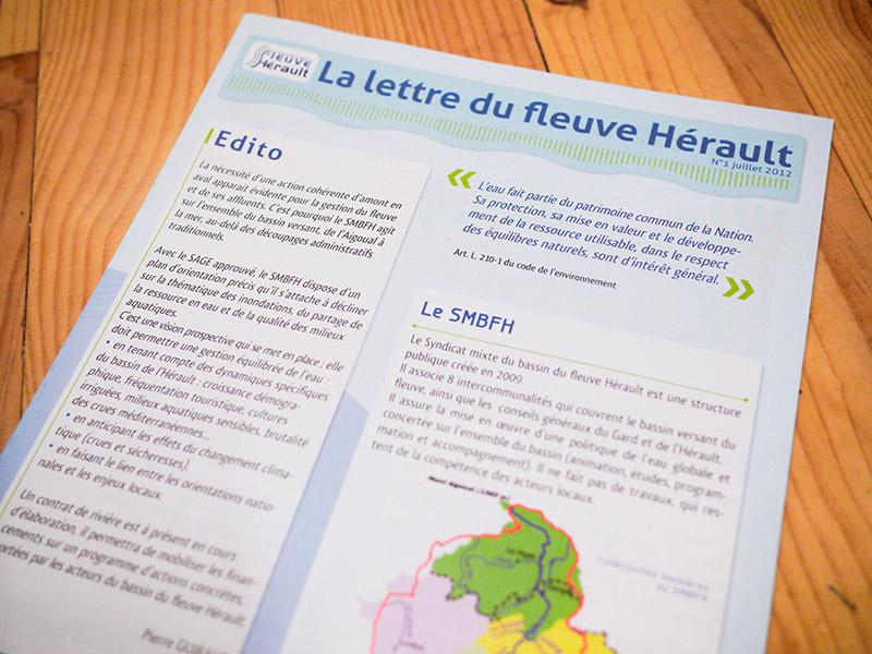Syndicat Mixte du Bassin du Fleuve Hérault