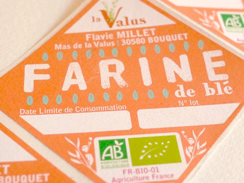 Farine La Valus