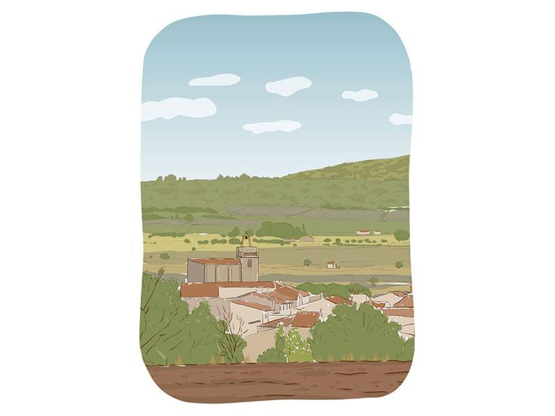 illustration de Ceyras